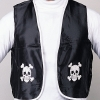 Satin Pirate Vest